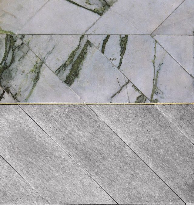 10 LOOKS TO LOVE :: GOLD GROUT & INSETS