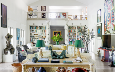 A Home Well Traveled, Lars Bolander's Stunning Palm Beach Estate