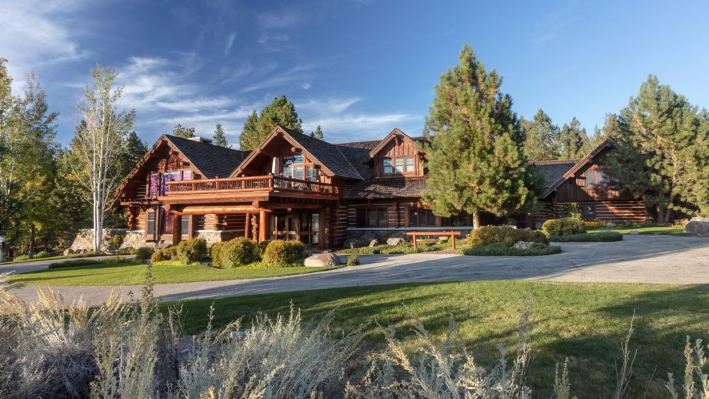 montana homes, luxury design